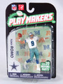 Tony Romo McFarlane Playmakers NFL Extended Edition Series 2 Action Figure