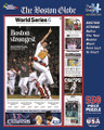 The Boston Globe BOSTON STRONGEST Red Sox 550 Piece Jigsaw Puzzle