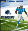 Rare NFL Series 2 RePlays Ladainian Tomlinson Action Figure