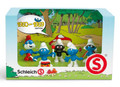 Best of 1960-1969 Classic Smurfs Figures Box Set - Schleich