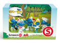 Best of 1970-1979 Classic Smurfs Figures Box Set - Schleich