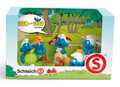 Best of 1980-1989 Classic Smurfs Figures Box Set - Schleich