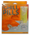 CHILL PILLS Prescription strength Ice Cube Mold Tray