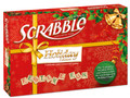 SCRABBLE Holiday Edition Word Board Game