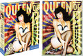 BETTIE PAGE Queen of Pinups 1000 Piece Jigsaw Puzzle