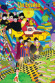 The BEATLES YELLOW SUBMARINE 1000 Piece Jigsaw Puzzle