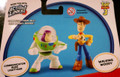 Disney Pixar Toy Story 3 Action Links Buddy 2 Pack Communicator Buzz Lightyear and Walking Woody