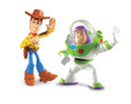 Disney Pixar Toy Story 3 Action Links Buddy 2 Pack Waving Woody and Protector Buzz Lightyear