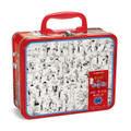 Diary Of A Wimpy Kid 200 Piece Puzzle in Collectible Tin Lunch Box