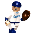 OYO MLB Baseball LA Dodgers Building Brick Collector Series Mini figure Player 00