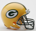 GREEN BAY PACKERS Riddell Replica Mini NFL Helmet