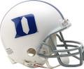 DUKE BLUE DEVILS Riddell Replica Mini College Helmet