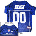 New York Giants NFL Dog Football Jersey Medium