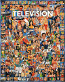 TELEVISION HISTORY 1000 Piece Jigsaw Puzzle