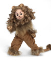 "Cowardly Lion 8"" Madame Alexander Doll from The Wizard Of Oz Collection"