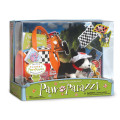 Toki Race Car Driver Pet Set
