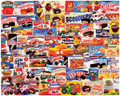 TASTY TREATS 1000 Piece Jigsaw Puzzle