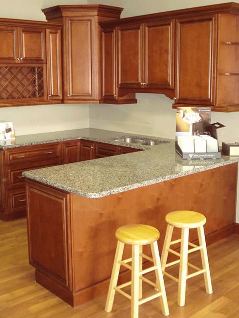 Mocha kitchen elkay top mount granite elgmc sink cabinets - Elkay kitchen cabinets ...