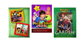 3 DVD Special -- Good Buddies/Lighthouse, Mary Rice Hopkins & Puppets with a Heart #2 DVD and In My Garden-  Buy 2, Get 1 FREE!