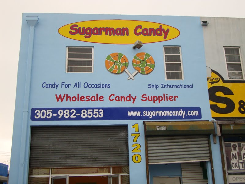bulk candy wholesale