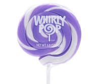 "Whirly Lollipops 3"" Lavender 60ct CASE"