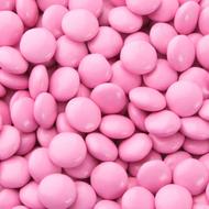 Chocolate Gems - Pink 15 Pound CASE