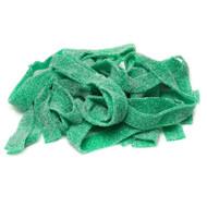 Sour Power Belts Green Apple 1.5 LBS/JAR