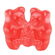 Gummy Bears Red Watermelon 20 lbs Case