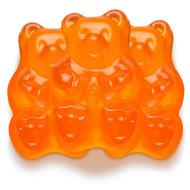 Gummy Bears Orange 20 lbs Case