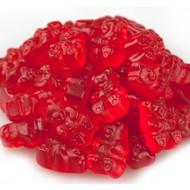 Gummy Bears Red Wild Cherry 20 lbs Case