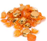 Hillside Hard Candy Orange Flavor 2.5 Lbs