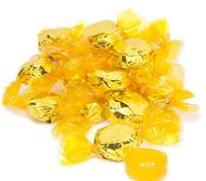 Hillside Hard Candy Yellow Lemon Flavor 2.5 Lbs
