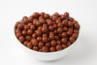 Brown Sixlets 12 Pound Case Candy Coated Chocolate