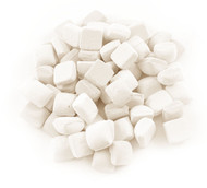 Soft Dinner Mints White 2 Lbs Pounds Jar