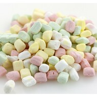 Soft Dinner Mints Pastel Assorted 30 LBS. CASE