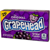 Grapehead Candy 12 Pack Case