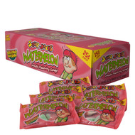 Sour Jacks Watermelon Soft & Chewy Sour Candy 12 Pack Case