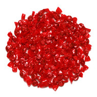 Wrapped Hard Candy Red Cherry Flavor 15 pound Case