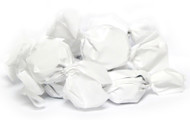 Wrapped Hard Candy White Pina Colada Flavors 15 pound Case