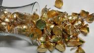 Hershey Kisses Gold