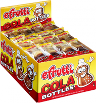 E.Frutti Cola Bottles 1 pack 80 Count