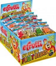 e.Frutti Super Fruit Bear 80 Count Pack