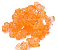 Rock Candy Orange on String 5 Lbs