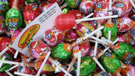 Jolly Rancher Lollipops 65ct Bulk Bag