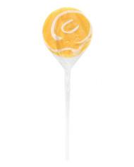 Swirly Lollipops Orange 288 Pops Case