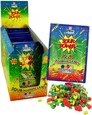 Sour Popping Candy Quattro 18 ct.