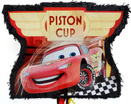 Cars Lighting McQueen Piston Cup Pinata