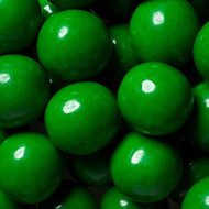 Gumballs Green 2 Pounds Bulk