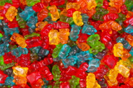 Mini Gummi Bears 30 Pounds Bulk CASE