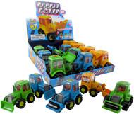 Kidsmania Bubble Dozer Trucks 12 Pack CASE